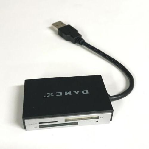 3 in 1 compact memory card reader