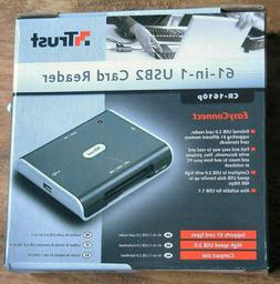 NEW Card Reader For Smartmedia  61 Different Memory Cards