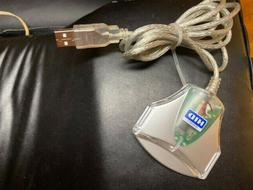 HID OMNIKEY 3021 USB Smart Card CAC Common Access Card Reade